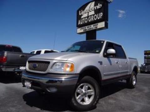 2003 Ford F-150 for sale in Nixa MO