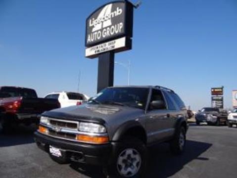 2002 Chevrolet Blazer for sale in Nixa MO