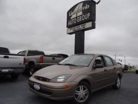 2003 Ford Focus for sale in Nixa MO