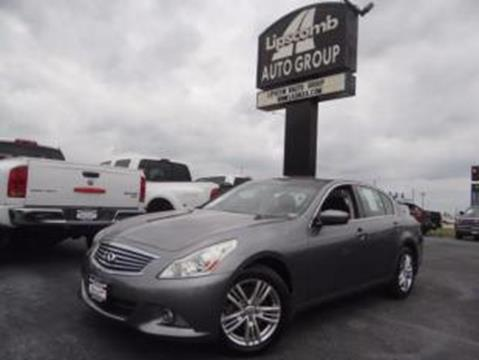 2010 Infiniti G37 Sedan for sale in Nixa MO