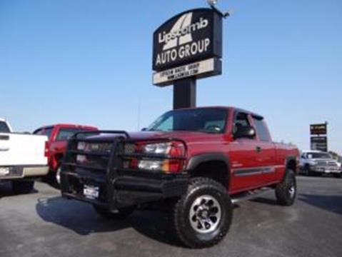 2004 Chevrolet Silverado 2500HD for sale in Nixa, MO