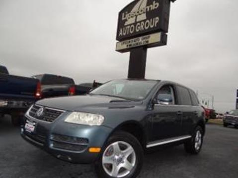 2005 Volkswagen Touareg for sale in Nixa, MO