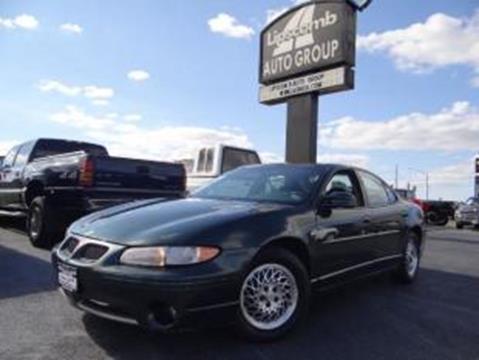 1999 Pontiac Grand Prix for sale in Nixa MO