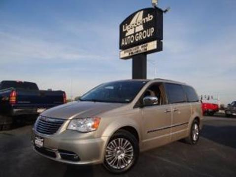 2013 Chrysler Town and Country for sale in Nixa MO