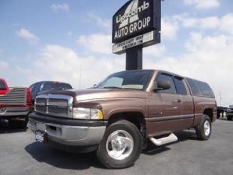 2001 Dodge Ram Pickup 1500 for sale in Nixa, MO