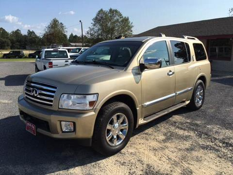 2006 Infiniti QX56 for sale in Bishopville, SC