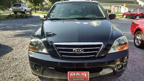 2007 Kia Sorento for sale in Bishopville, SC