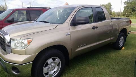 2007 Toyota Tundra for sale in Bishopville, SC