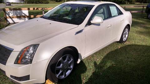 2008 Cadillac CTS for sale in Bishopville, SC