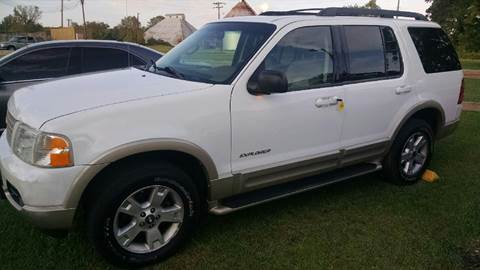 2005 Ford Explorer for sale in Bishopville, SC