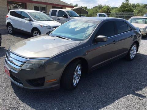 2010 Ford Fusion for sale in Bishopville, SC