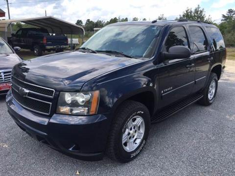 2007 Chevrolet Tahoe for sale in Bishopville, SC