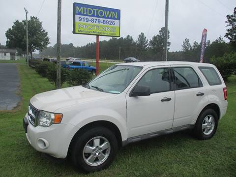 2009 Ford Escape for sale in Clayton, NC