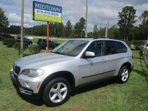 2010 BMW X5 for sale in Clayton, NC