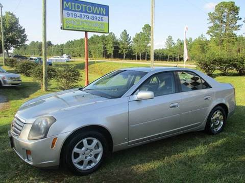 2006 Cadillac CTS for sale in Clayton, NC