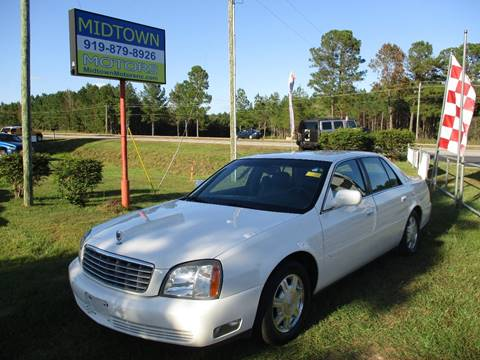 2005 Cadillac DeVille for sale in Clayton, NC