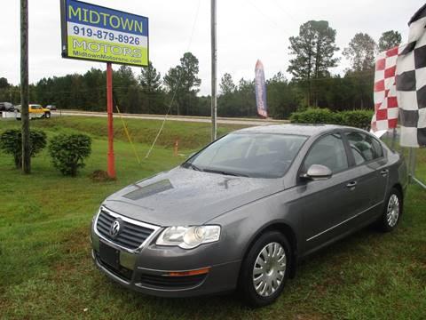 2006 Volkswagen Passat for sale in Clayton, NC