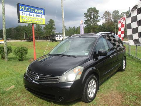 2007 Nissan Quest for sale in Clayton, NC