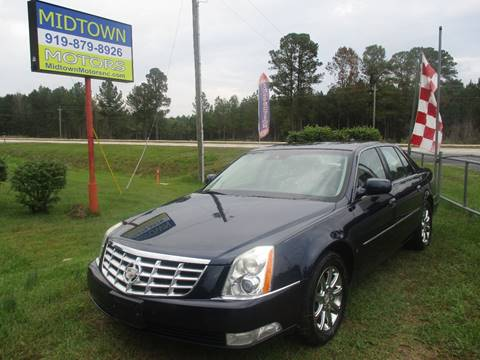 2009 Cadillac DTS for sale in Clayton, NC
