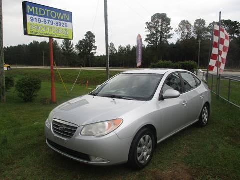 2007 Hyundai Elantra for sale in Clayton, NC