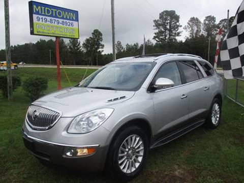 2011 Buick Enclave for sale in Clayton, NC