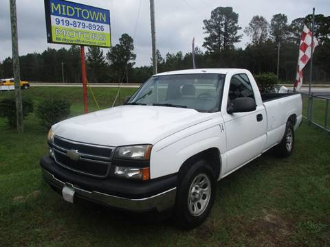 2006 Chevrolet Silverado 1500 for sale in Clayton, NC