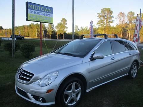 2010 Mercedes-Benz R-Class for sale in Clayton, NC