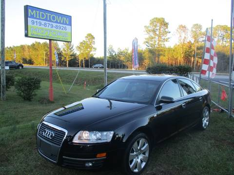 2006 Audi A6 for sale in Clayton, NC