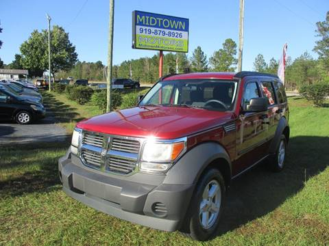 2007 Dodge Nitro for sale in Clayton, NC