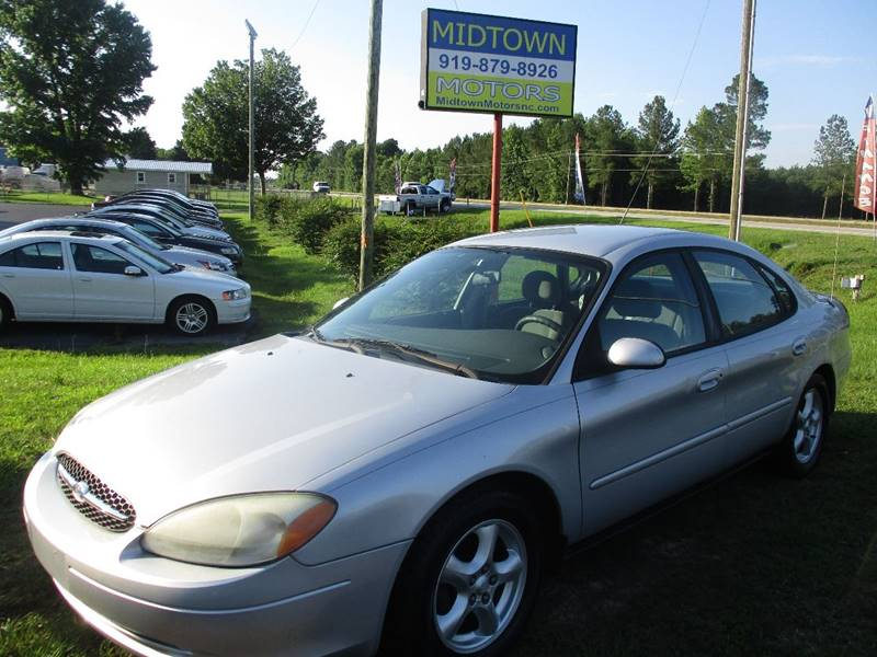 2003 ford taurus se in clayton nc midtown motors of nc 2003 ford taurus for sale at midtown motors of nc in clayton nc publicscrutiny Image collections