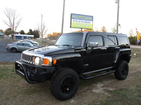 2006 HUMMER H3 for sale in Clayton, NC
