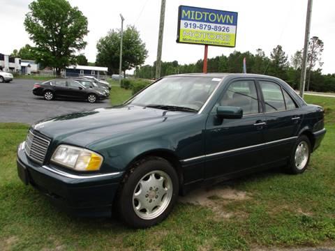 Mercedes Benz Midtown >> Mercedes Benz For Sale In Clayton Nc Midtown Motors Of Nc