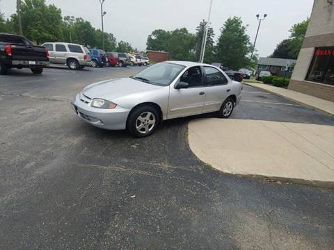 2003 Chevrolet Cavalier for sale in Aurora, IL