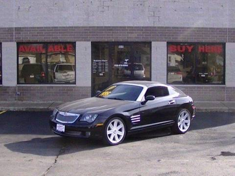 2004 chrysler crossfire for sale in aurora il. Cars Review. Best American Auto & Cars Review