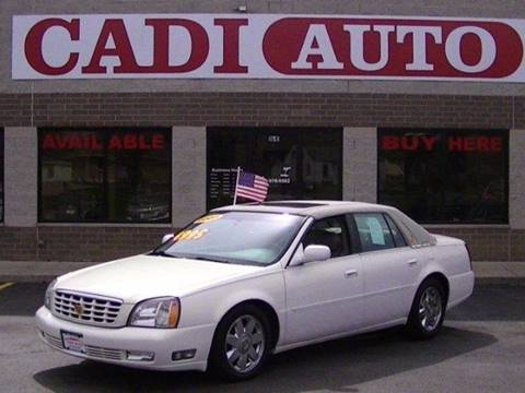 2005 Cadillac DeVille for sale in Aurora, IL
