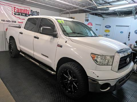 2007 Toyota Tundra for sale in Oklahoma City, OK