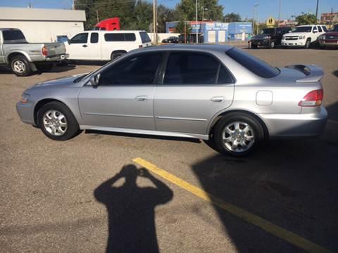 2002 Honda Accord for sale in Oklahoma City, OK