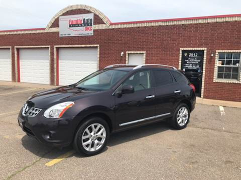 2011 Nissan Rogue for sale at Family Auto Finance OKC LLC in Oklahoma City OK