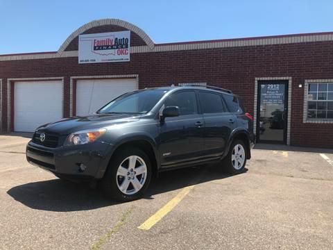 2008 Toyota RAV4 for sale at Family Auto Finance OKC LLC in Oklahoma City OK
