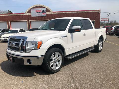2011 Ford F-150 for sale in Oklahoma City, OK
