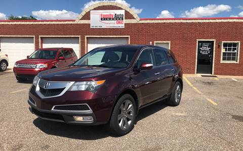 Acura Mdx For Sale >> Acura Mdx For Sale In Oklahoma City Ok Family Auto