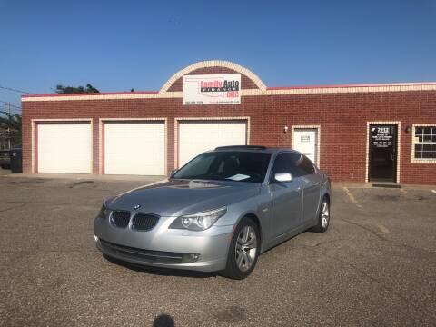 2010 BMW 5 Series for sale at Family Auto Finance OKC LLC in Oklahoma City OK