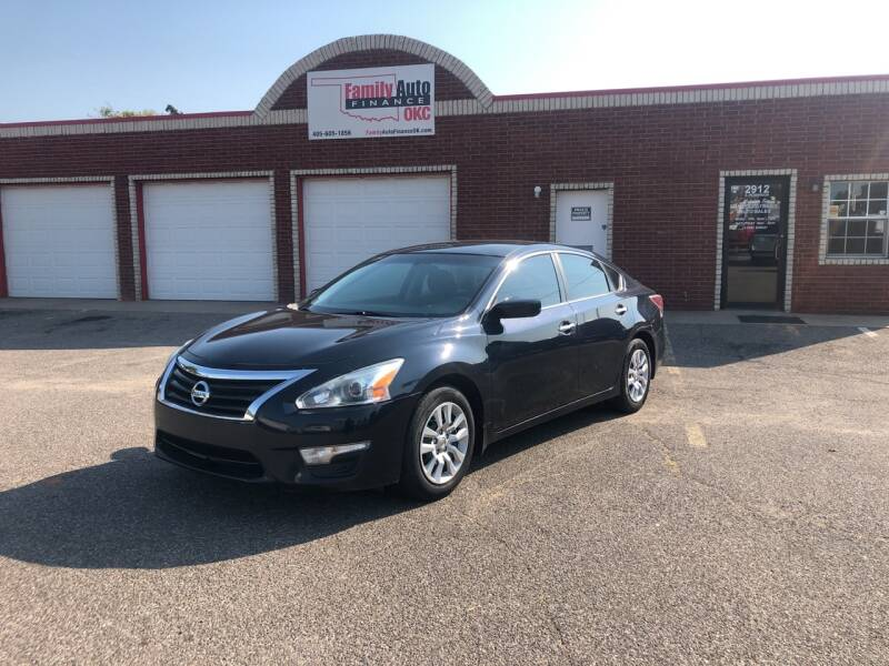 2015 Nissan Altima for sale at Family Auto Finance OKC LLC in Oklahoma City OK