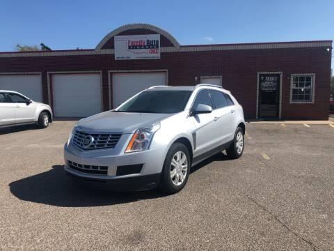 2013 Cadillac SRX for sale at Family Auto Finance OKC LLC in Oklahoma City OK