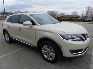 2016 Lincoln MKX for sale in Frankfort, KY