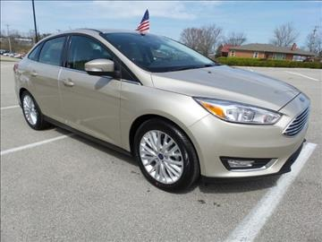 2017 Ford Focus for sale in Frankfort, KY