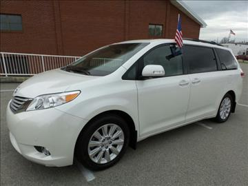 2014 Toyota Sienna for sale in Frankfort, KY