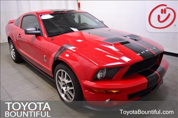 2008 Ford Shelby GT500 for sale in Bountiful, UT