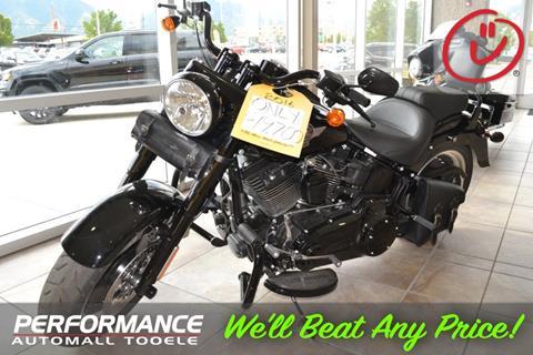 2016 Harley-Davidson Fatboy Screaming Eagle for sale in Bountiful, UT