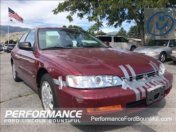 1996 Honda Accord for sale in Bountiful, UT